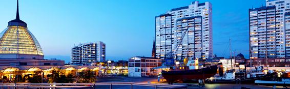 hotel bremerhaven ab 57 g nstig buchen deutschland. Black Bedroom Furniture Sets. Home Design Ideas